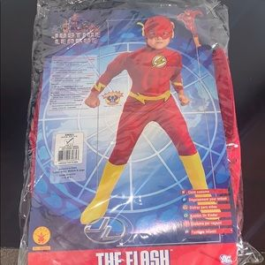 Brand new Flash boys costume